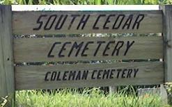 South Cedar Cemetery