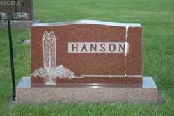 Alma <I>Sathre</I> Hanson