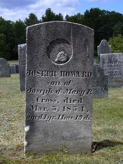 Joseph Howard Cross