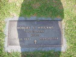 Hobert E Williams