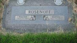 Walter Rosenoff