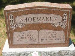 Reuben Wesley Shoemaker
