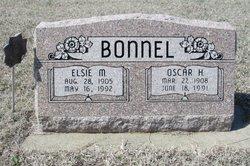 Elsie M. <I>Yoter</I> Bonnel