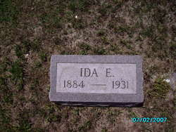 Ida Ellen <I>Joseph</I> Warrington