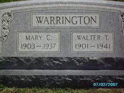 Mary C Warrington