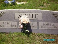 Rosa B <I>Hastings</I> Steele