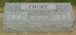 Charles L. Emory
