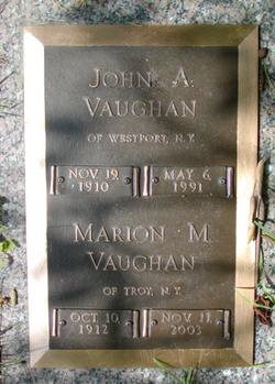John A. Vaughan