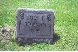 Lois Leota Bowman