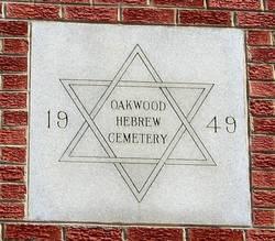 Oakwood Hebrew Cemetery