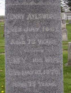 Amy <I>Steves</I> Aylsworth