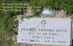 Francis Edward Boyd