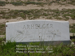 Alvin Harry Arhelger