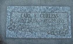 Earl Kermit Curless