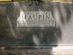 James Rogers Maupin