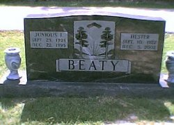Hester <I>Loving</I> Beaty