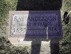 SGT Ray Anderson