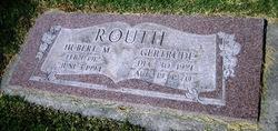 Gertrude <I>Kelly</I> Routh