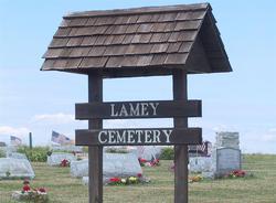 Lamey Cemetery