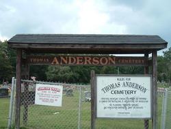 Thomas Anderson Cemetery