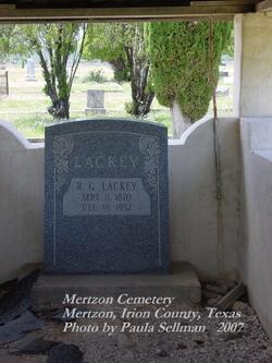 Robert George Lackey