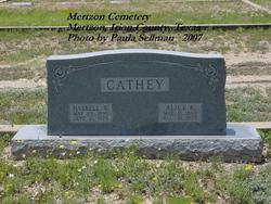 Alice Doty <I>Ketchum</I> Cathey