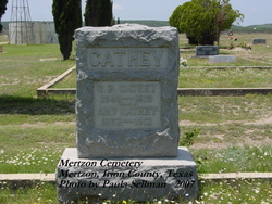 George Benjamin Cathey