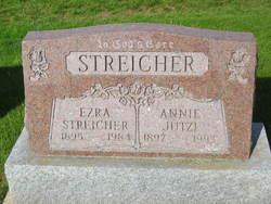 Annie <I>Jutzi</I> Streicher