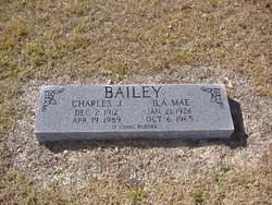Ila Mae <I>Cole</I> Bailey