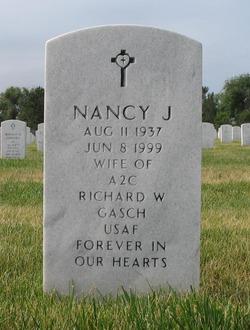 Nancy J Gasch