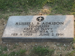 Russell Burress Adkison
