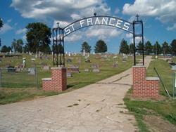 Saint Frances Cemetery