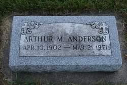 Arthur Merriam Anderson