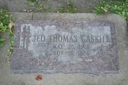 Jed Thomas Gaskill
