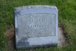 Alice Irene Gordon