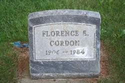 Florence Elenor Gordon
