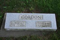 Leona <I>Underdahl</I> Gordon