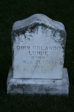 Orin Orlando Lunde