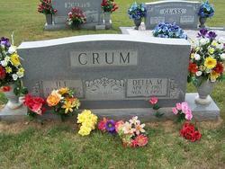 Delia <I>McKissack</I> Crum