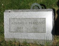 Azubah Elizabeth Perkins