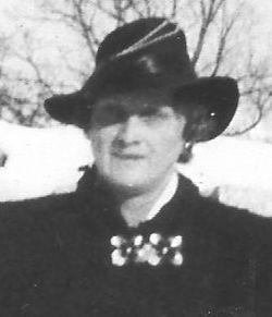 Anna Forrest <I>Gooch</I> Moore