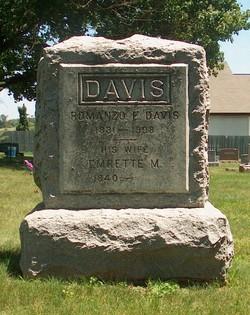Romanzo E. Davis