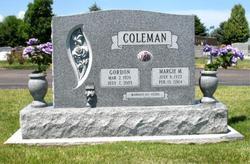 Margie M. <I>Williams</I> Coleman