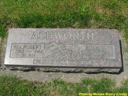 Ruth Ethel <I>Ring</I> Ashworth