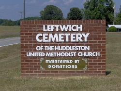 Leftwich Cemetery