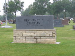 New Hampton Cemetery