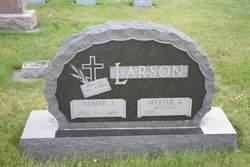 Nomer Justice Larson