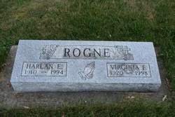 Virginia Faye <I>Wood</I> Rogne
