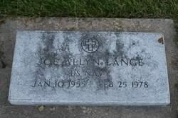 Joe Allyn Lange