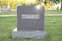 """Warren Harlan """"Farmer"""" Matteson"""